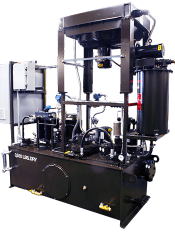 Large Filtration System - Progressive Hydraulics Inc.