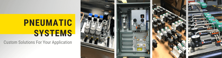 Custom Pneumatic Systems Built For Your Needs - Progressive Hydraulics Inc