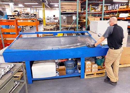 Testing Custom Hose Assemblies - Progressive Hydraulics Inc