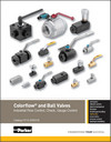 Colorflow Flow Control Valves
