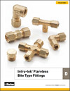 Intru-Lok Flareless Bite Type Fittings