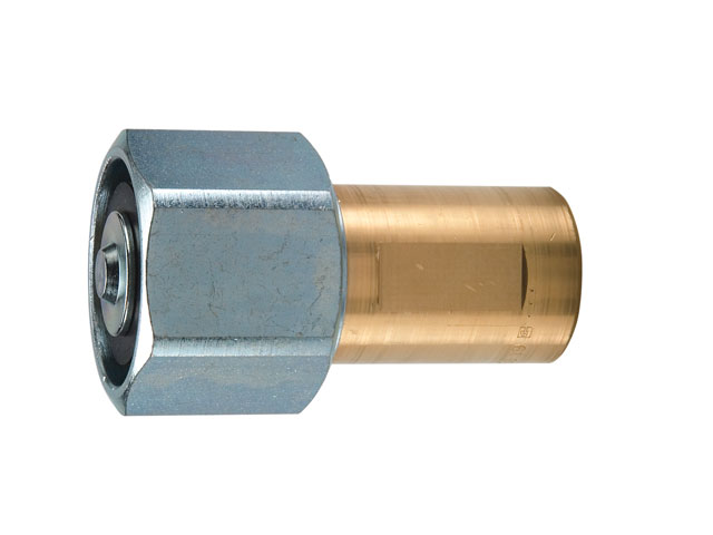 6135-08 6100 Series Coupler - Female Pipe