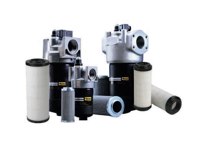 80CN105QEVPKS2421 80CN Series Medium Pressure Filter