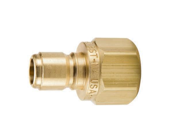 SST-N6 ST Series Nipple - Female Pipe