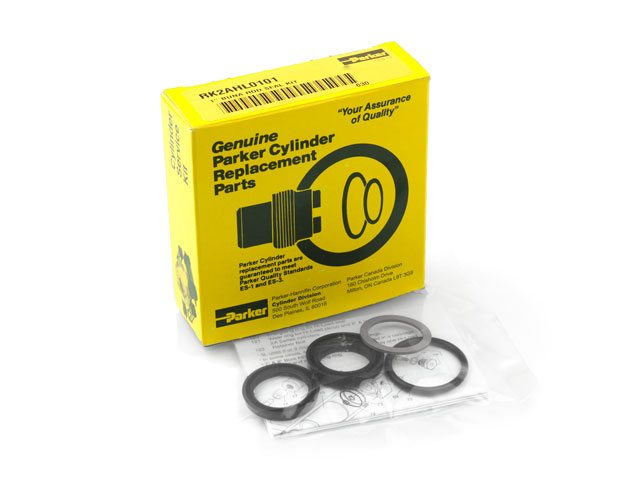 RK3H000551 3H Series Rod Seal Kit