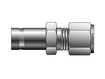 CPI Inch Tube Tube End Reducer - TRBZ