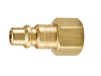 H3F Industrial Interchange Series Nipple - Female Pipe