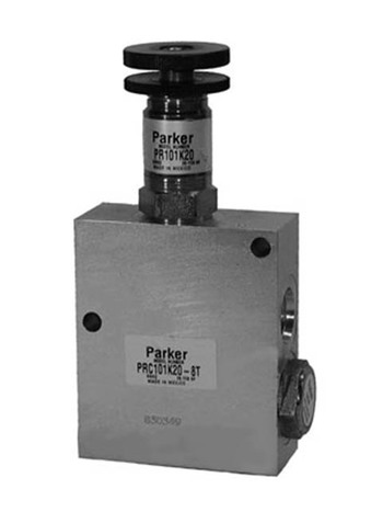 PRCH101K50P65-8T PRCH101 Reducing/Relieving Valve