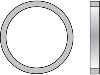 M24RR CF O-Ring and Seals Port End - SAE, Metric, BSPP, JIS, K4 RETRING